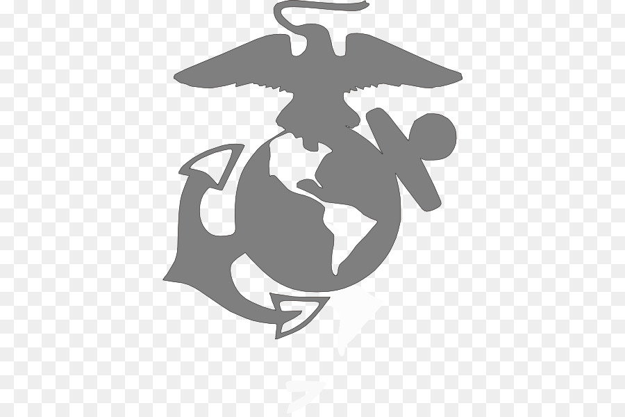 900x600 Clip Art United States Marine Corps Eagle, Globe, And Anchor Logo