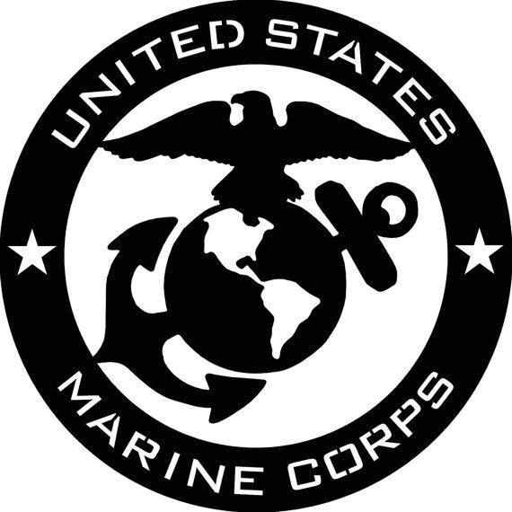570x570 Logos. Us Marine Corp Logo Marine Corp Logo Vector Us Corps Usmc