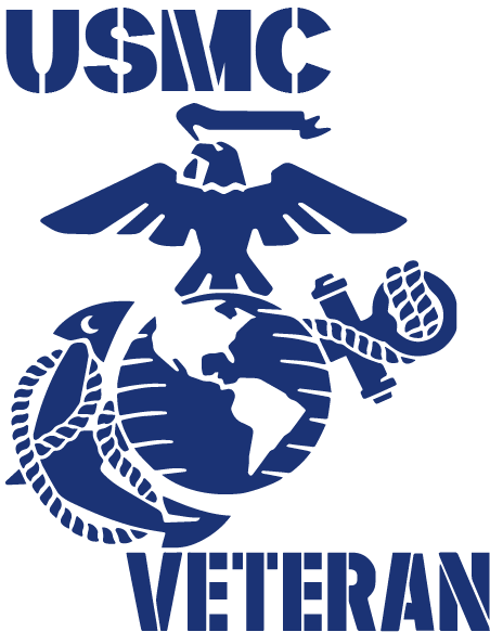452x583 United States Marine Corps Veteran Digital Vector Files, Instant