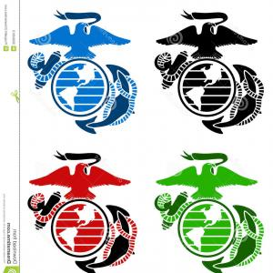 300x300 Us Marine Corps Flag Vector Illustration Arenawp