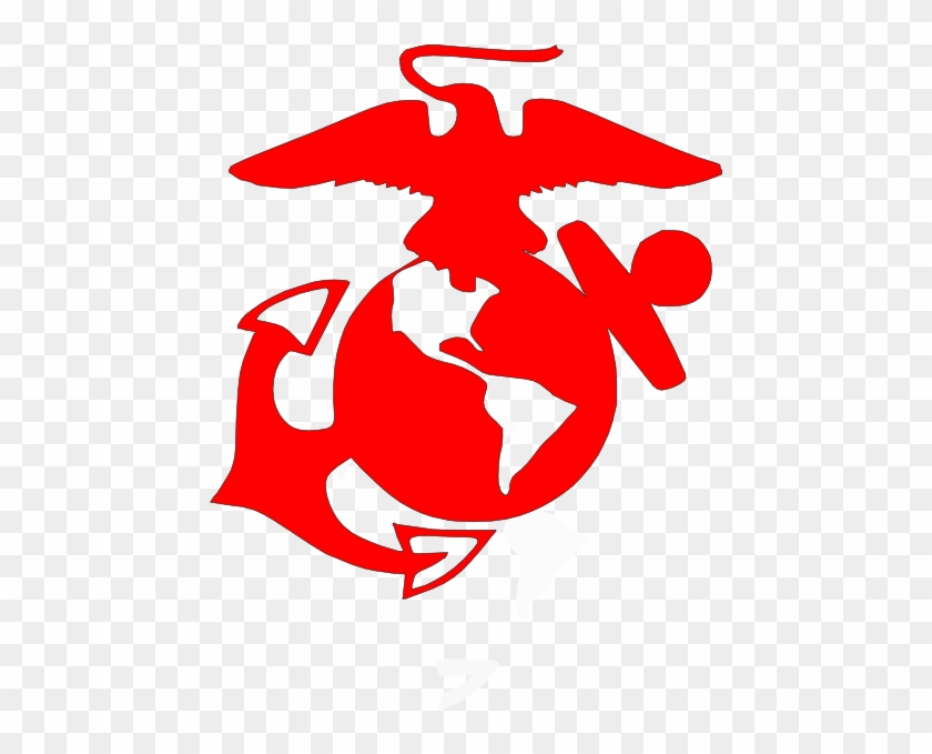840x679 Usmc Red Clip Art At Clkercom Vector Online Royalty