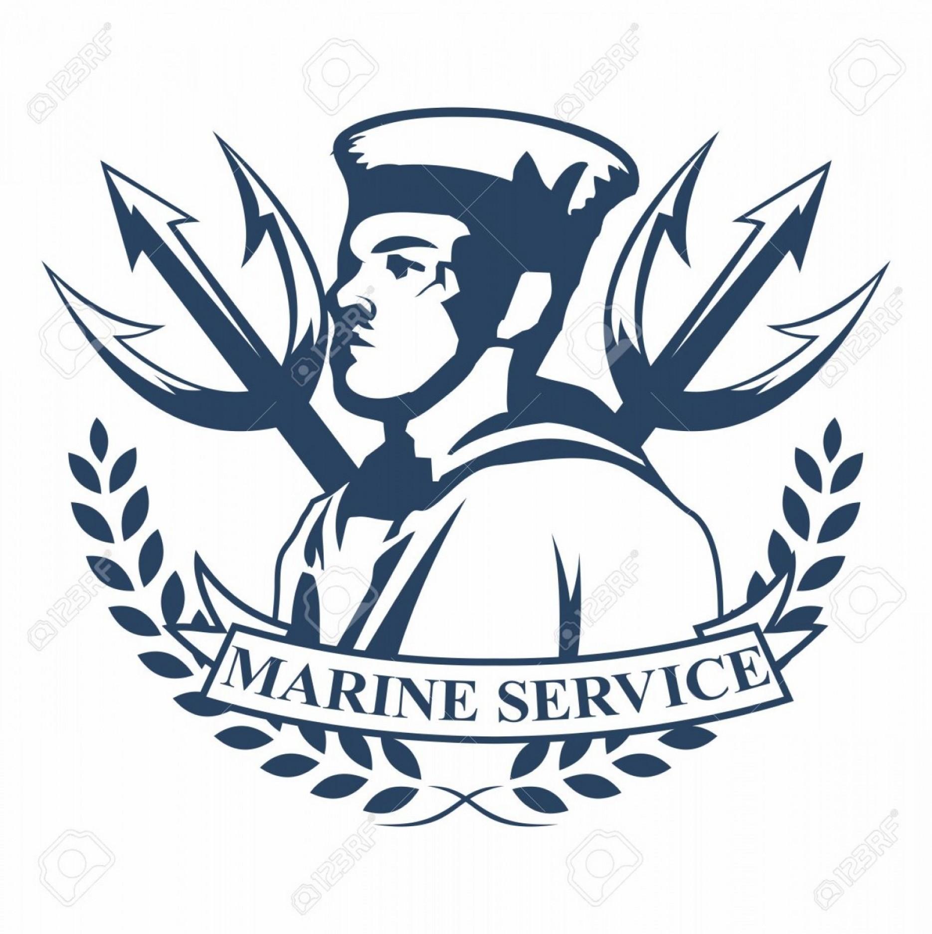 1869x1872 Marine Corps Symbol Vector Geekchicpro