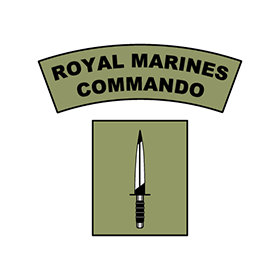 280x280 Royal Marines Commando Logo Vector Download Free