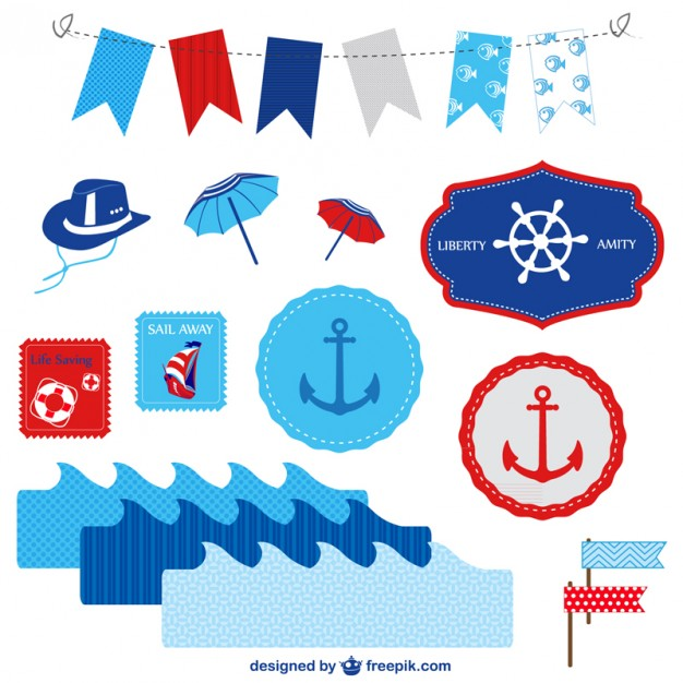 626x626 Marine Vector Elements Vector Free Vector Download In .ai, .eps