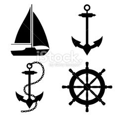 236x236 Sea Badge Vector. Marine Nautical Logos By Faitotoro On