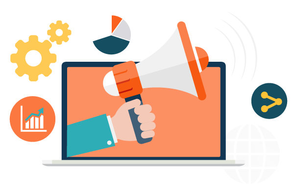 600x400 19 Marketing Vector Digital Huge Freebie! Download For Powerpoint