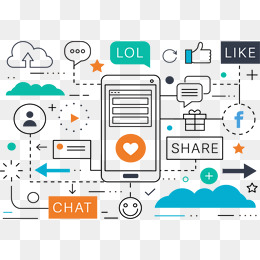 260x260 Social Media Marketing Png, Vectors, Psd, And Clipart For Free
