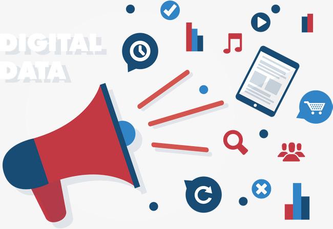 650x448 Big Data Marketing, Vector Material, Big Data Era, Marketing Png