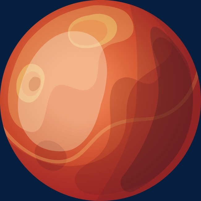 650x650 Mars, Venus, Planet, Mars Vector Png And Vector For Free Download