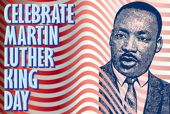 580x387 Martin Luther King Jr. Vector Art King Jr, Martin