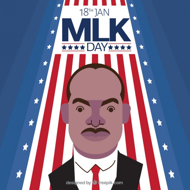 Martin Luther King Jr Vector At Getdrawings Com Free For Personal