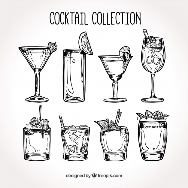 626x626 Cocktail Vectors, Photos And Psd Files Free Download