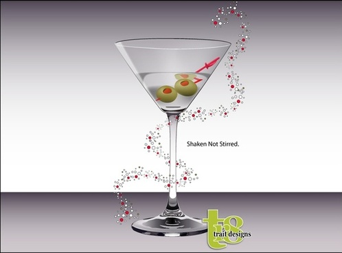 498x368 Cocktail Glass Vector Free Vector Download (2,482 Free Vector) For