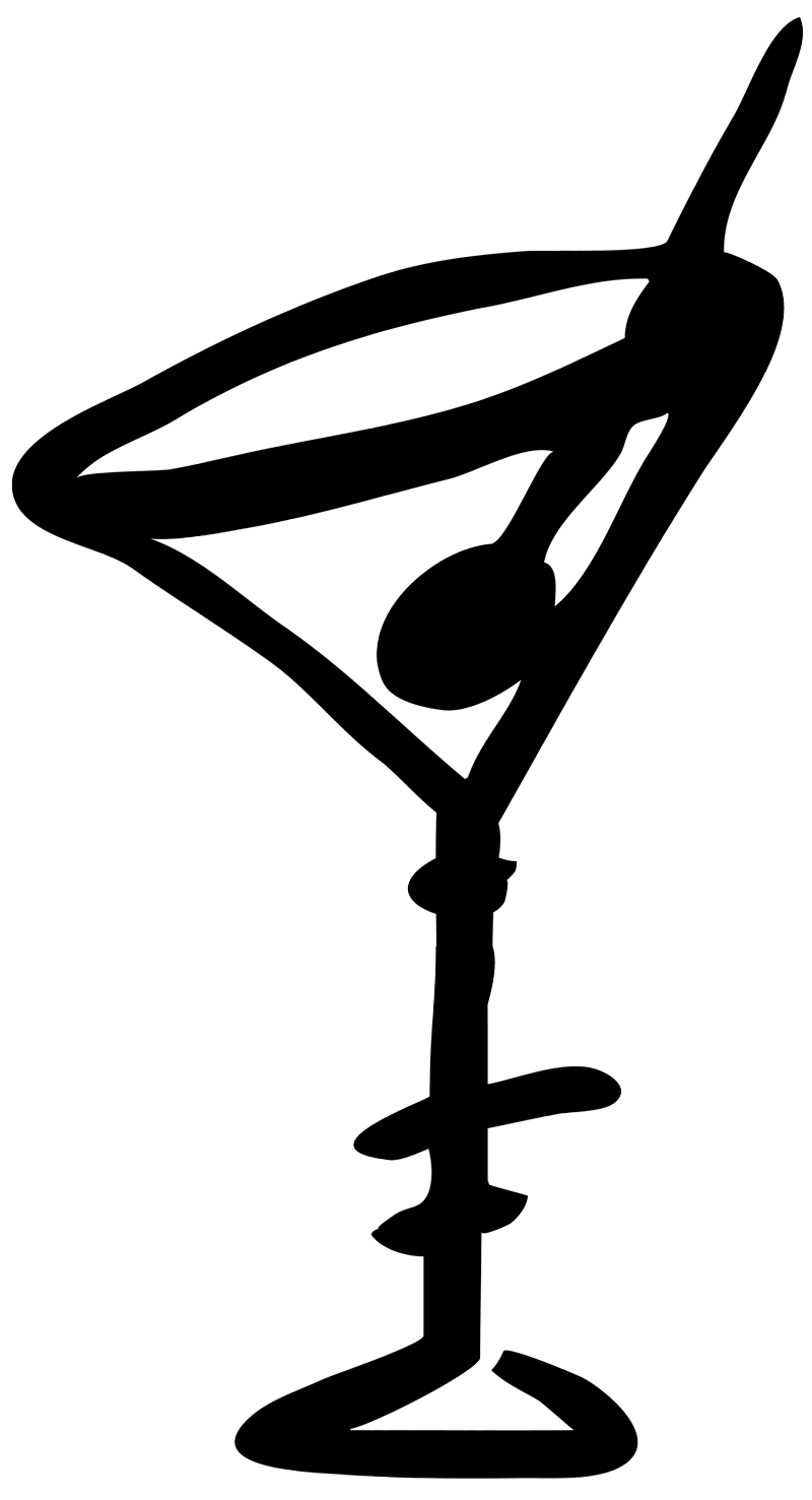 800x1477 Collection Of Free Cocktail Vector Glass. Download On Ubisafe
