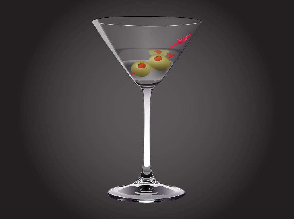1024x765 Martini Glass Vector Art Amp Graphics