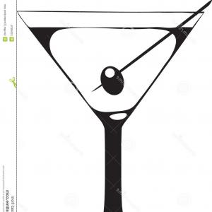 300x300 Royalty Free Stock Images Martini Glass Olive Image Arenawp