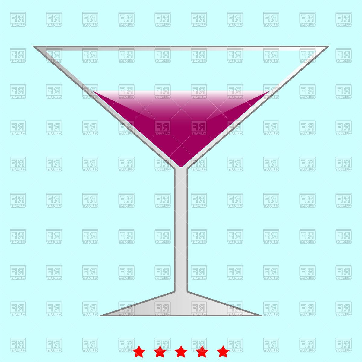 1200x1200 Top Martini Glass Icon Download Royalty Free Vector File Eps Cdr