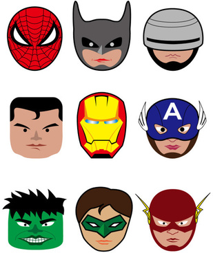 309x368 Superheroes Marvel Free Vector Download (52 Free Vector) For