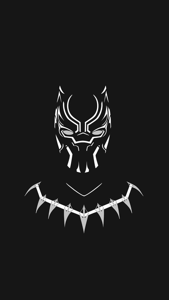 591x1050 Black Panther Marvel Vector Luxury Pin By Mohammed Ashraf On