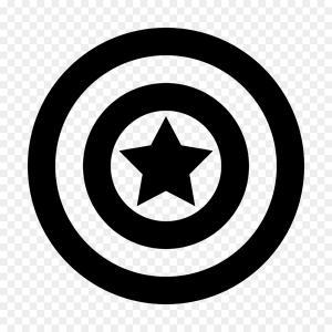300x300 Png Captain America S Shield Deadpool America Vector Shopatcloth