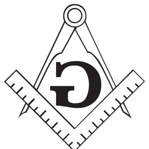 Masonic Square And Compass Vector at GetDrawings com | Free
