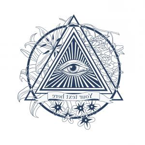 300x300 Freemason Symbol Illuminati Logo With Compasses Vector Lazttweet