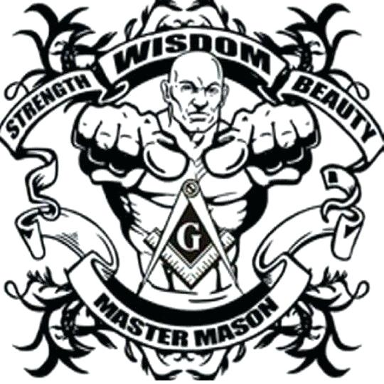 540x540 Masonic Emblem Clip Art Eye Of Providence Masonic Symbol Download