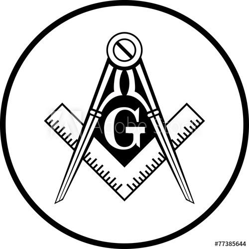 500x500 Masonic Symbol