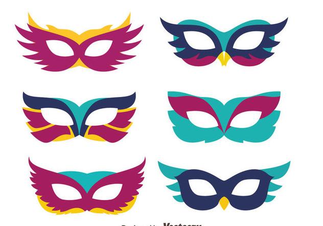 632x443 Nice Masquerade Mask Vectors Free Vector Download 439313 Cannypic
