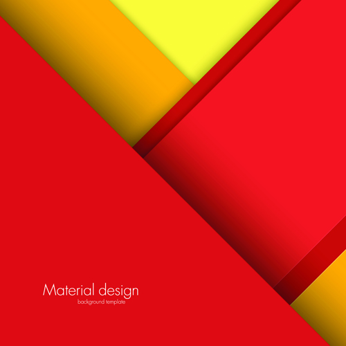 500x500 Colored Modern Material Design Vector Background 01 Free Download