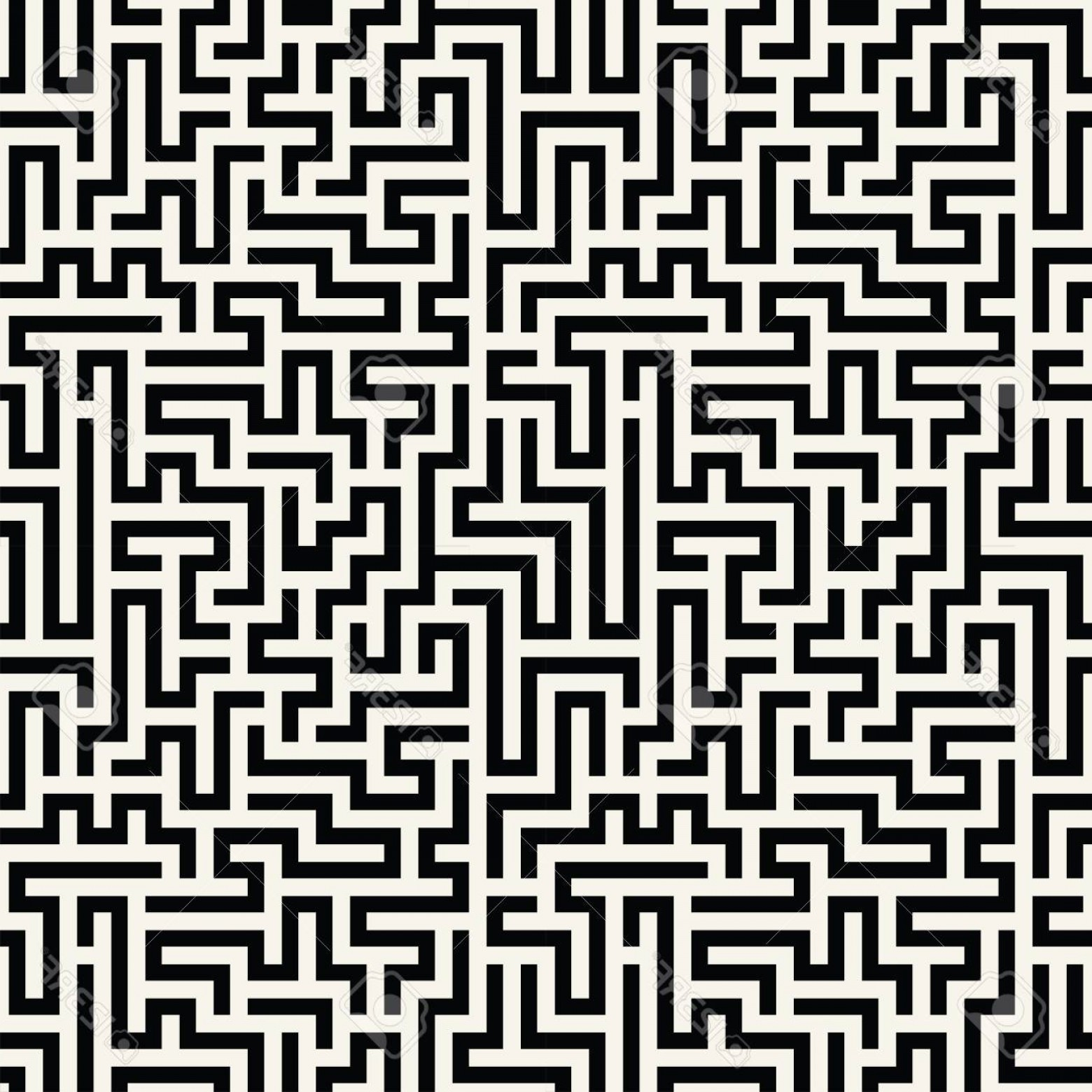 Maze Vector at GetDrawings com | Free for personal use Maze