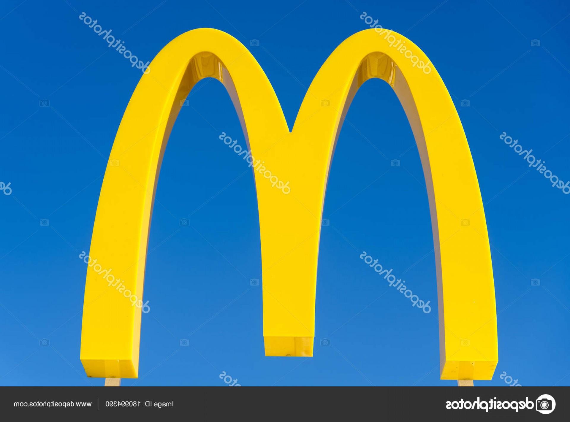 1920x1422 Stock Photo Mcdonald Logo Blue Sky January Lazttweet