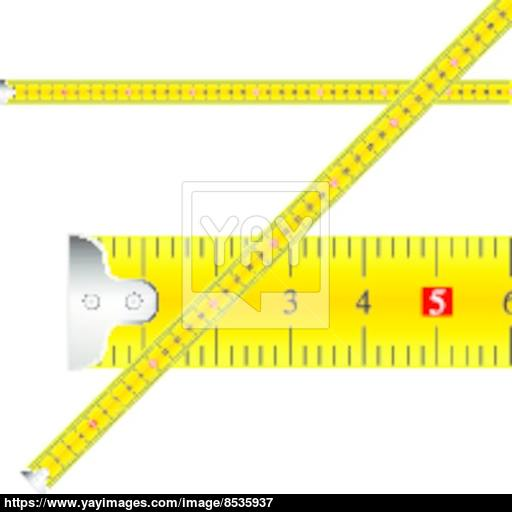 512x512 Measuring Tape Vector Vector