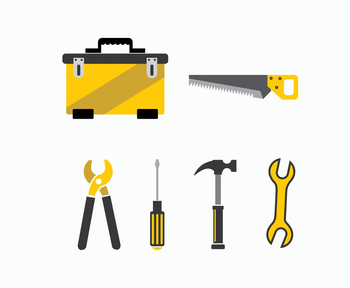 1136x936 Mechanic Tools Vector Vector Art Amp Graphics