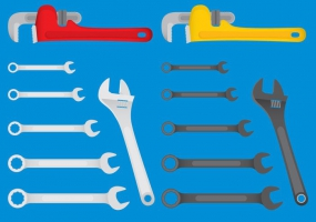 285x200 Mechanic Tools Free Vector Graphic Art Free Download (Found 2,431