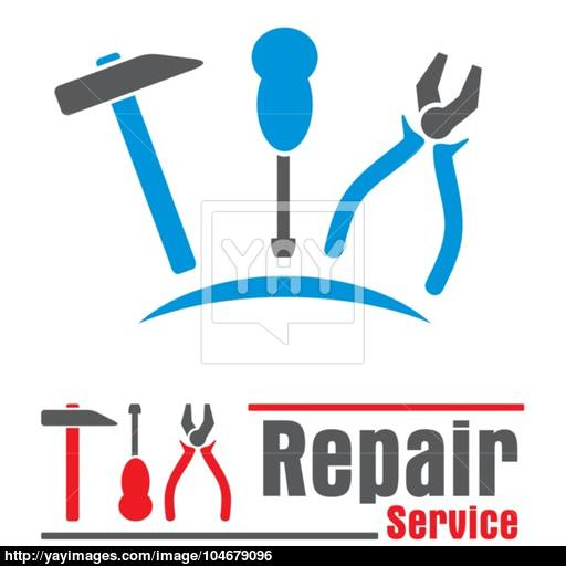 512x512 Mechanic Tools Vector