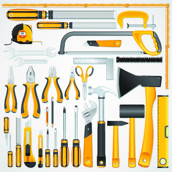 340x340 Mechanic Tools Vector Free Vector Download (1,874 Free Vector) For