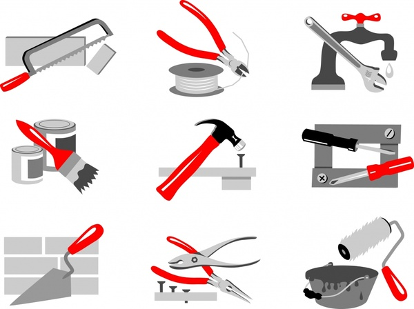 600x448 Repair Tools Vector Free Vector In Encapsulated Postscript Eps