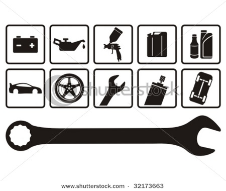 450x380 Service Clipart Automotive Tool Cute Borders, Vectors, Animated