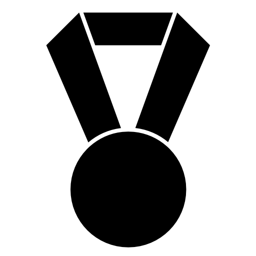 512x512 19 Medal Vector Silhouette Huge Freebie! Download For Powerpoint