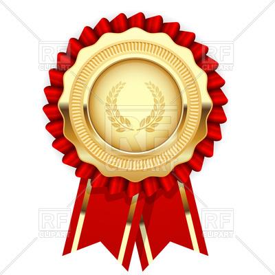 400x400 Blank Award Template