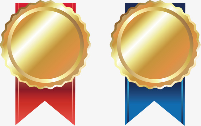 650x410 Cute Gold Medal, Gold Medal, Medals, Vector Gold Medal Png And
