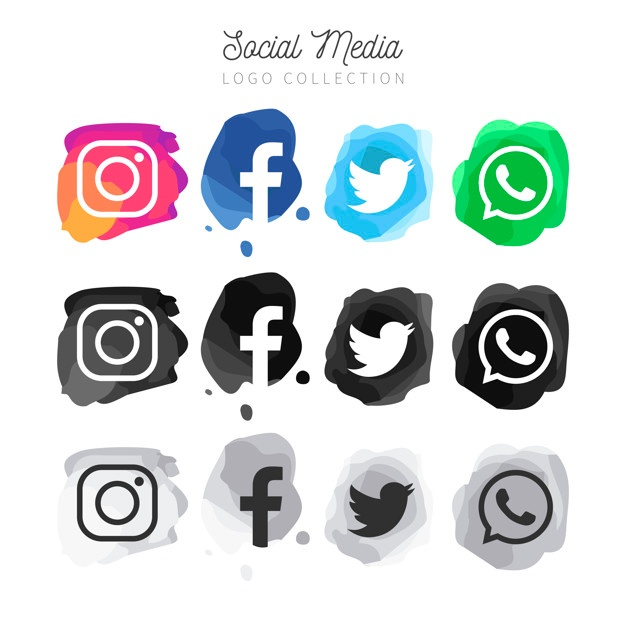 626x626 Social Media Icons Vectors, Photos And Psd Files Free Download