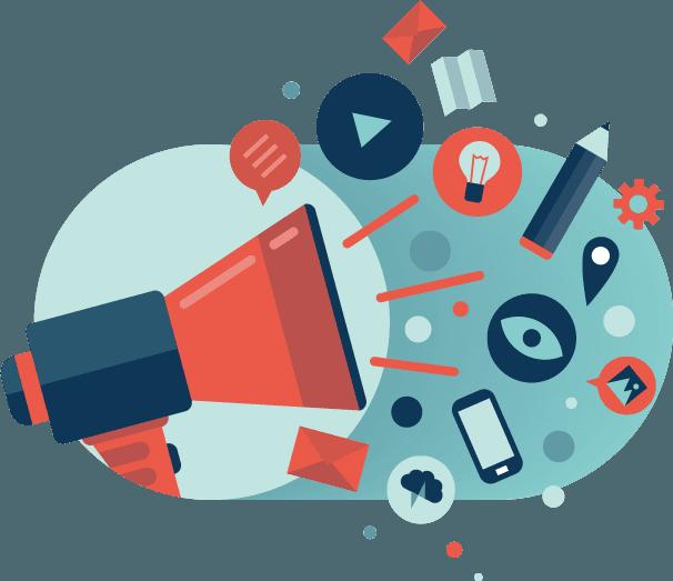 606x523 Social Media Marketing Amp Advertising New Wave Digital Designs