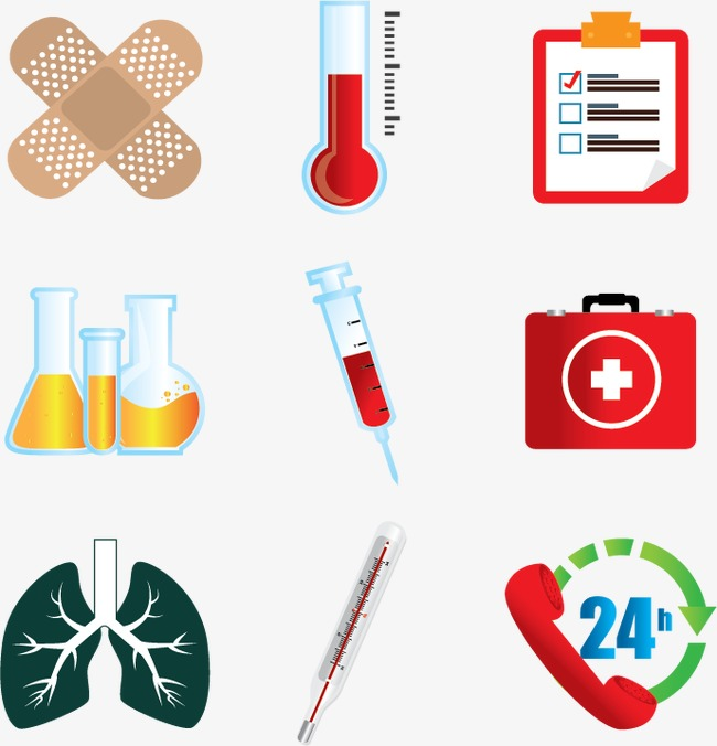 650x676 Hospital Medical Related Icons Vector Files, Mark, Icon, Medical