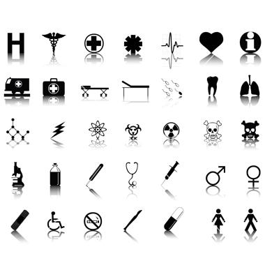 380x400 Medical Icons Vector Agenda Medical Icon Vector Free