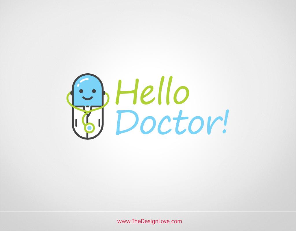 1024x800 Free Vector Medical Logo 01