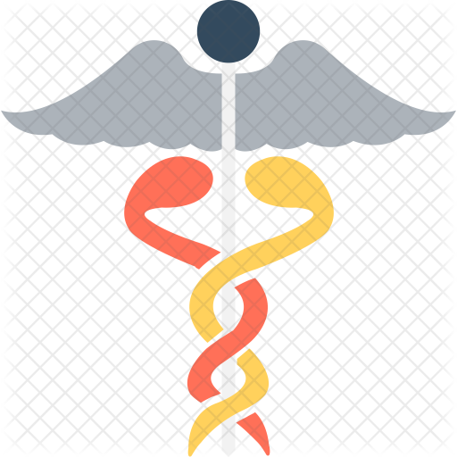 512x512 Collection Of Free Caduceus Vector Medical Logo. Download On Ubisafe