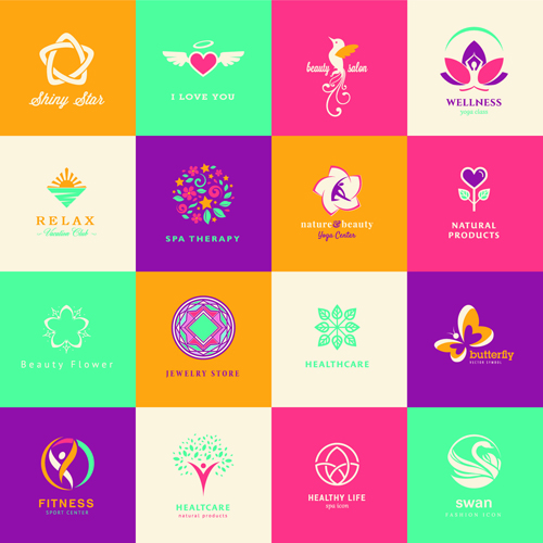 500x500 Creative Medical And Healthcare Logos Vector Set 03 Free Download