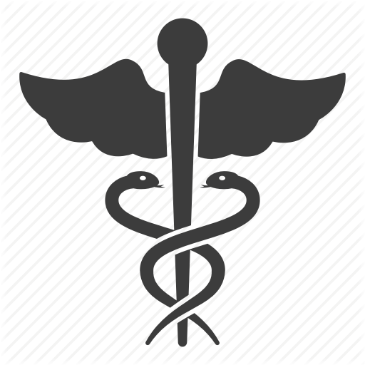 512x512 Collection Of Free Caduceus Vector Medical Snake. Download On Ubisafe